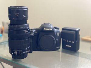 Canon 7d mark ii for Sale in Ypsilanti, MI