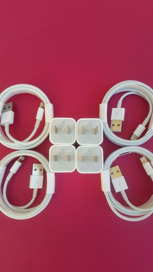 4 (2m) Brand New Original Apple IPhone Chargers for Sale in Lincoln Acres, CA