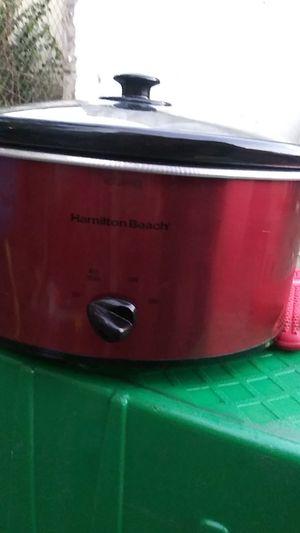 Hamilton Beach crock pot for Sale in Stockton, CA