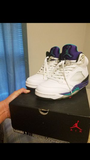 Jordan's 5's for Sale in Haines City, FL