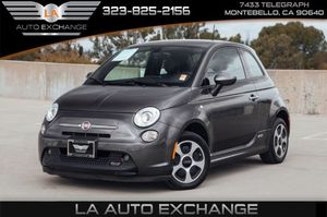 2016 FIAT 500e for Sale in Montebello, CA