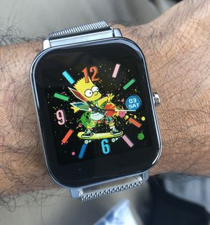 🎁 Best 2020 Smart Health Fitness Watch..!! APPLE STYLE..!! Compatible with iPhone or Android..!!🎁 for Sale in Torrance, CA