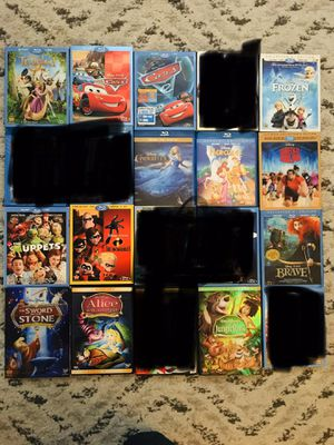 Disney Pixar Blu-Ray and Dvds for Sale in San Diego, CA