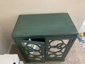 Teal vintage hutch for Sale in Lone Tree, CO