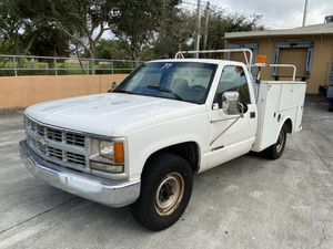 1997 Chevy 3500 Service Truck for Sale in Lake Worth, FL