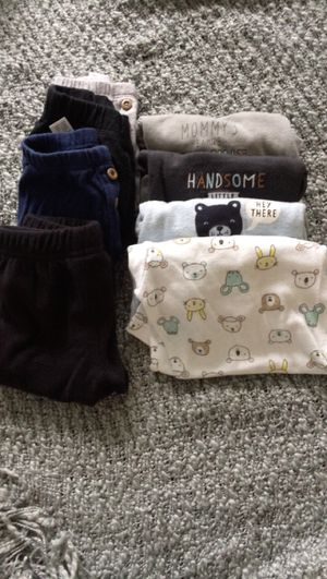 Carters 6m baby clothes for Sale in HOFFMAN EST, IL
