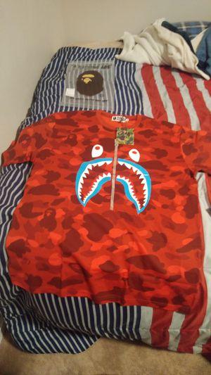 Bape Camo shirt for Sale in North Ridgeville, OH