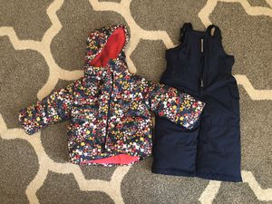 Girls snow suit - 18 month for Sale in Gainesville, VA