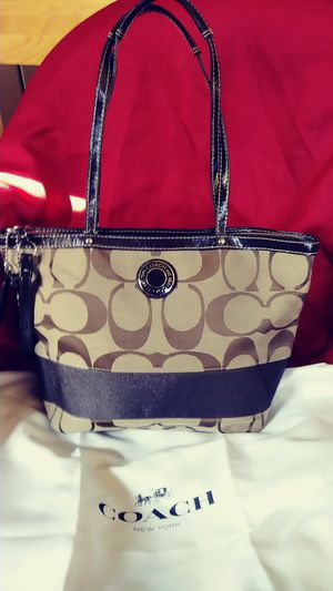 Coach Tote Bag for Sale in Citrus Heights, CA