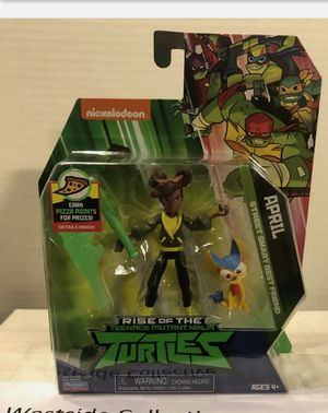 Rise of the tmnt for Sale in Carmichael, CA