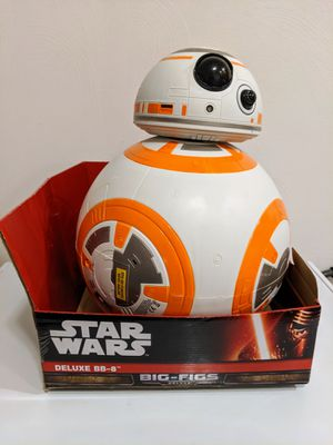 """Star Wars Big FIGS Episode VII Massive 18"""" BB-8 Deluxe Feature Action Figure for Sale in Washington, PA"""