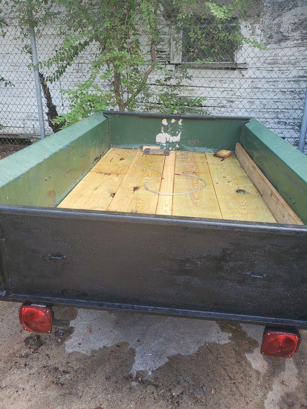 Utility trailer 5x7