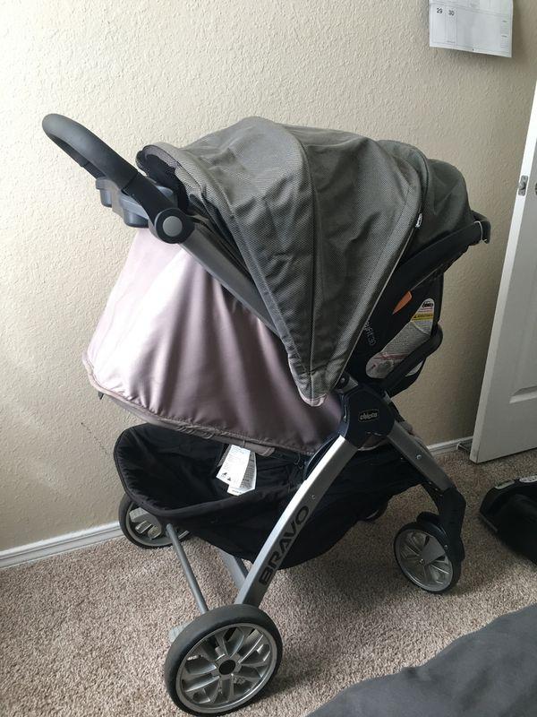 Chicco BRAVO Keyfit 30 Stroller