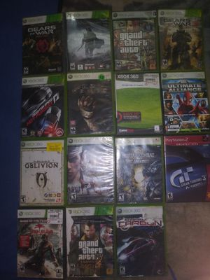 Xbox 360 games for Sale in North Las Vegas, NV