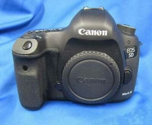 Canon EOS 5D Mark III Digital Camera Body Only Black Tested Working for Sale in Coal City, IL