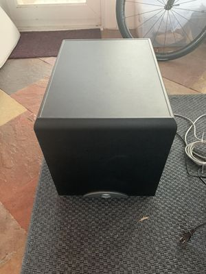 Klipsch Synergy 10 inch subwoofer for Sale in Pico Rivera, CA
