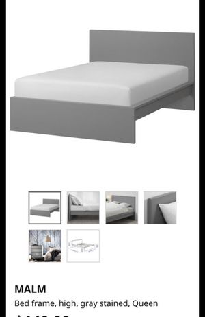 IKEA Malm Bed Frame for Sale in Boston, MA