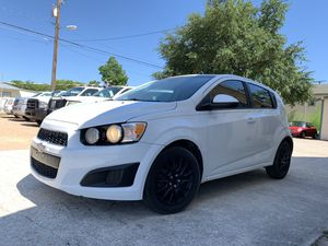 2013 Chevy Sonic - We Finance Everybody! for Sale in San Antonio, TX