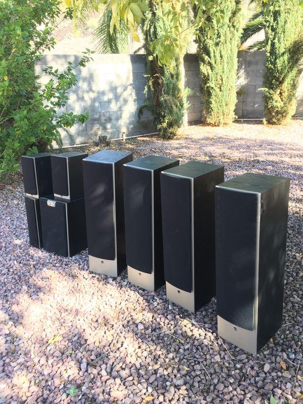 ONKYO Amplifier and speaker set