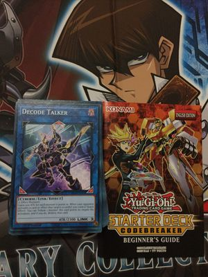 Yu gi oh starter deck links for Sale in Miami Lakes, FL