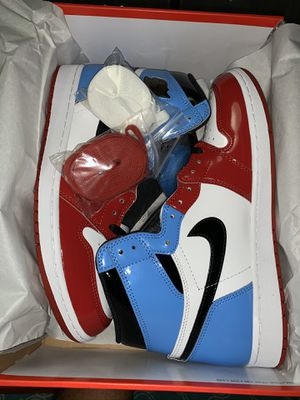 Brand new air Jordan retro 1 high fearless size 10.5 price is firm for Sale in The Bronx, NY