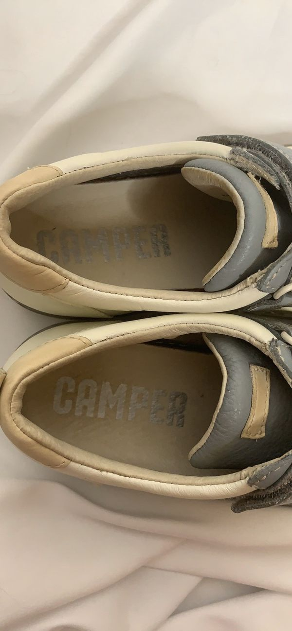 CAMPER DOMUS OXFORDS/SNEAKERS size 33