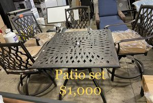 Outdoor Patio furniture for Sale in Garland, TX