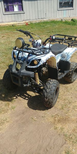 Roketa 125cc atv with reverse 4 wheeler for Sale in Fort Worth, TX