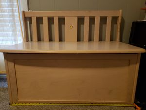 Kid's Toy Bench for Sale in Dallas, TX