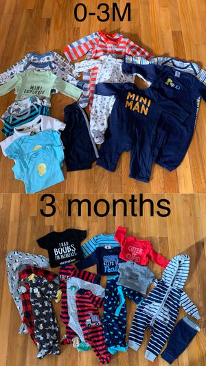 0-24M Baby Boy Clothes Lot for Sale in FT LEONARD WD, MO