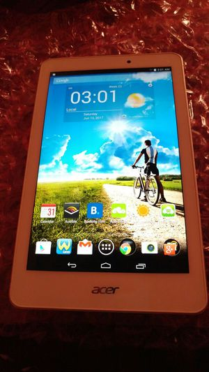 Acer Android tablet for Sale in Las Vegas, NV