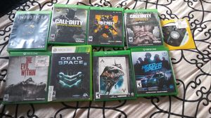 Xbox one /360 games for Sale in Los Angeles, CA