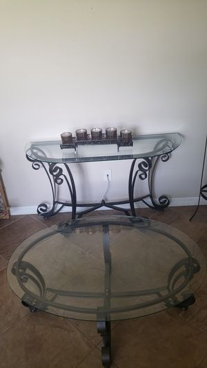 Console/entry/livingroom tables for Sale in St. Cloud, FL