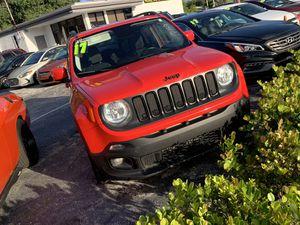 2017 Jeep Renegade (Habló Español) for Sale in West Palm Beach, FL