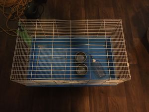Pet cage and food and water dispenser for Sale in FL, US