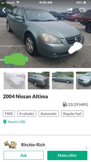 Nissan Altima for Sale in Clifton, VA