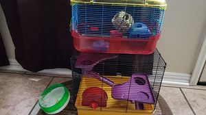 Hamster Cages for Sale in San Antonio, TX
