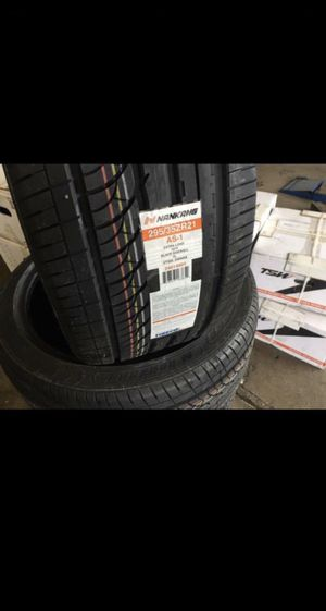 295-35-21 New Tires 💰 we Finance 💯 days same as CASH 💰 for Sale in San Jose, CA