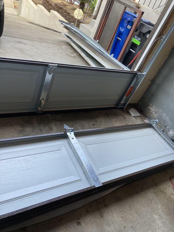 New Garage Door Spring / Cables / Opener/ Keypad / Sensor And More