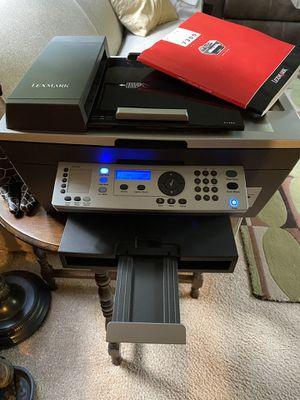 Lexmark 7300 Copy/Scan/Fax for Sale in Farwell, MI