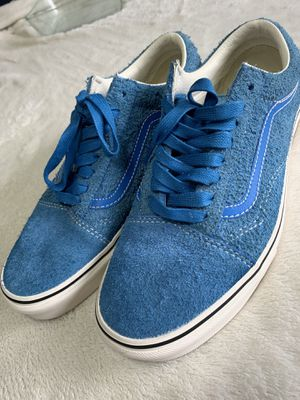 Vans blue for Sale in Chicago Heights, IL