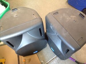 2 Db Technologies Opera 415 Powered Speakers from RCF... Call or text 4O8 499 97OI to purchase for Sale in Litchfield Park, AZ