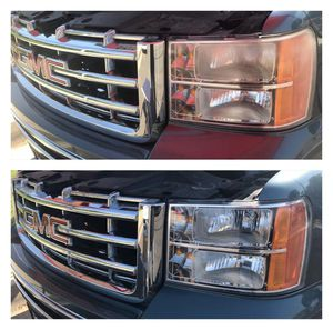 2007-2013 Chevy Silverado 1500 2500 Halogen LED HID headlight for Sale in Moreno Valley, CA