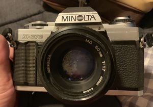 Minolta X-370 for Sale in Tehachapi, CA