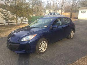 2013 Mazda 3 skyactive 5 speed for Sale in Highland Lakes, NJ
