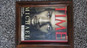 Michael Jordan Time Magazine for Sale in Delavan, IL