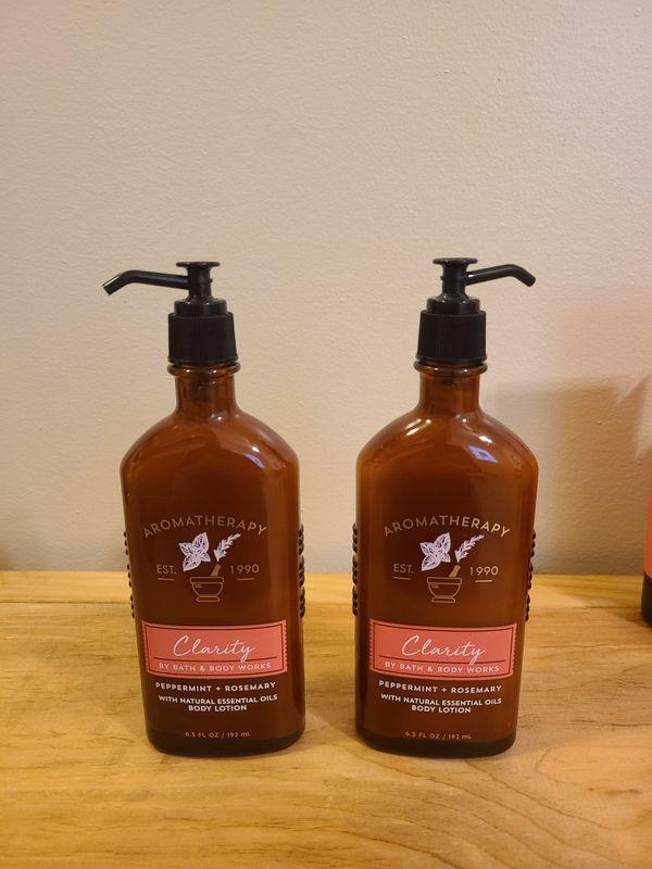 Bath and Body Works aromatherapy Clarity