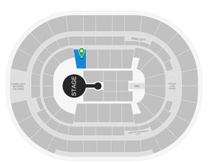 VIP Blake Shelton Friends and Hero's Concert Ticket for Sale in Tampa, FL
