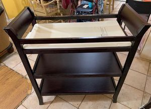 Crib with Changing Table and Dresser!! Mattress Included for Sale in Hollywood, FL