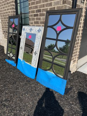 Wall mirrors ! for Sale in Frankfort, IL